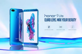 honor 9 lite flash sale