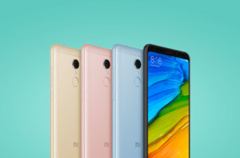 redmi 5 specifications